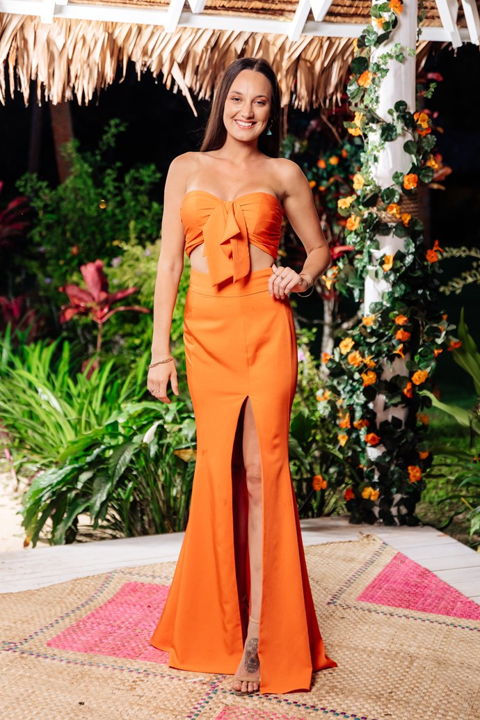 Who else wants to see Brittney as The Bachelorette? (Image: Network 10).