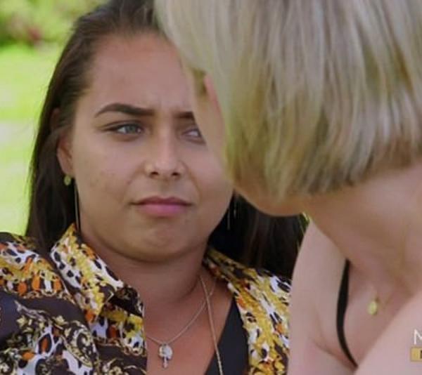 Brooke was left heartbroken after Alex dumped her for Bill. *(Source: Network Ten)*