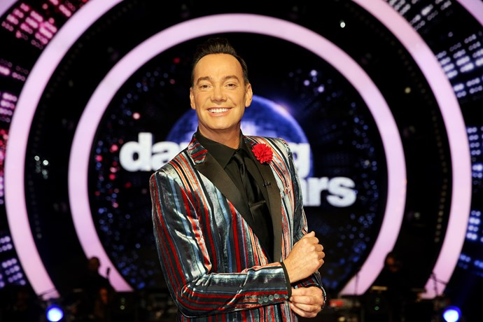 After *DWTS,* Craig will be heading back to *Strictly Come Dancing* (Image: Network 10).