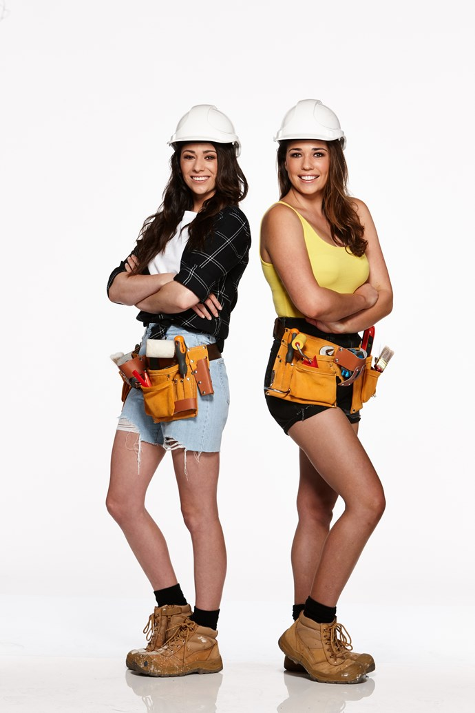 """**MIKAELA & ELIZA, SISTERS, WA**  <br><br> They're both ranked among the top 100 female surfers in the world, but for Mikaela, 24 (above left), and Eliza, 21, their new passion is renovating the family home for their mum. She's chasing a fresh start following a divorce from their dad. <br><br> """"Mum has worked tirelessly our entire lives to give us everything we could possible want and more,"""" Mikaela says.  <br><br> Eliza adds, """"And that's what we will have in our hearts the whole time while we're renovating."""""""