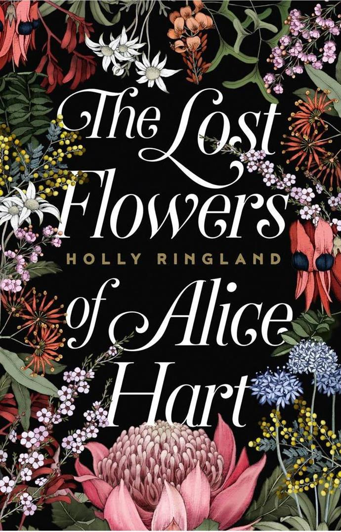 *The Lost Flowers of Alice Hart* by Holly Ringland has been nominated for General Fiction Book of the Year. (Image: Supplied)