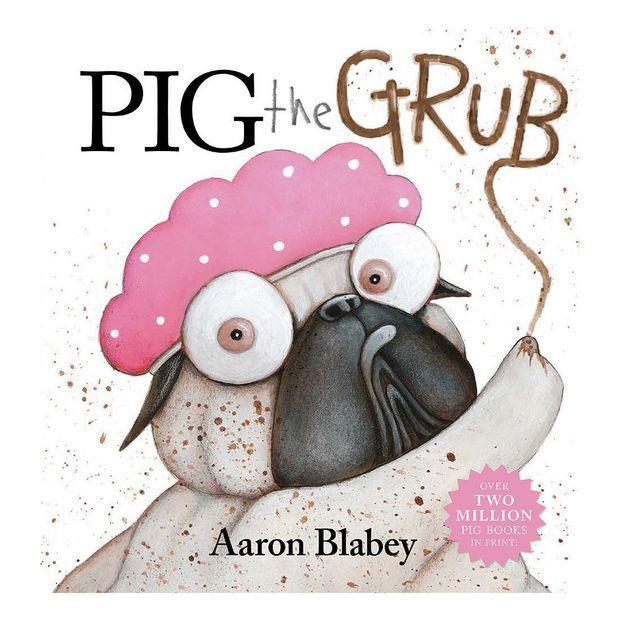 *Pig the Grub* which has been nominated for Children's Picture Book of the Year has been a hit with kids. *(Image: Supplied)*