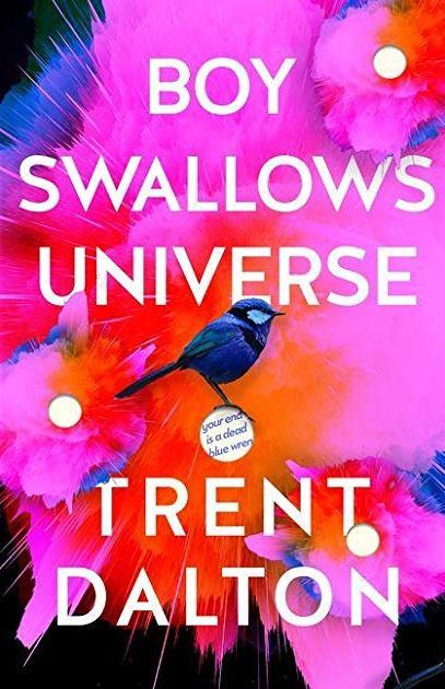 *Boy Swallows Universe* by Trent Dalton has been a favourite amongst Audiobook listeners.  *(Image: Supplied)*