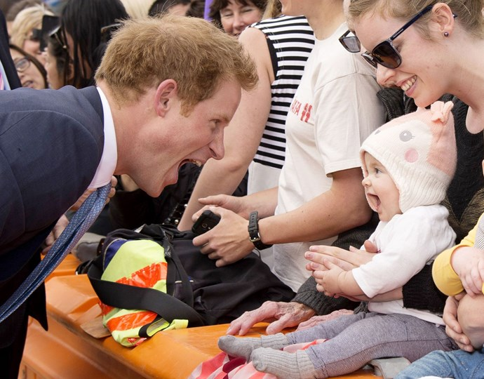 The possibility of introducing Baby Sussex on Instagram will mark a new age in connecting with royal fans, according to Tim. *(Image: Tim Rooke/Shutterstock)*