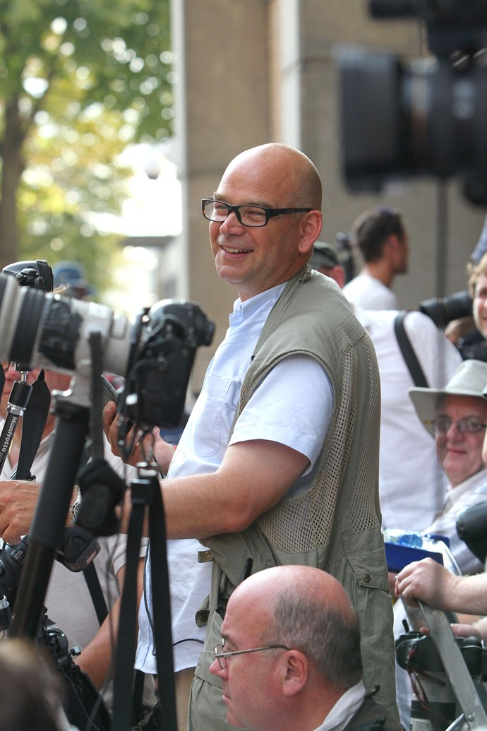Tim has been in the royal photography game since the 1990s. *(Image: Shutterstock)*