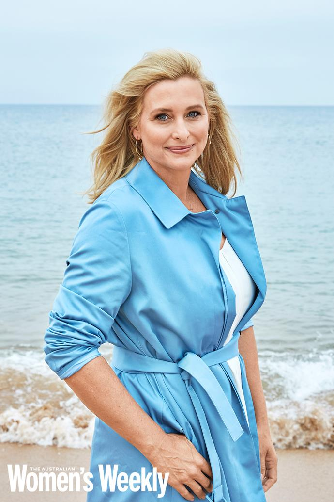 *House Rules* and *Better Homes and Gardens* host Johanna Griggs. *(Image: Alana Landsberry)*