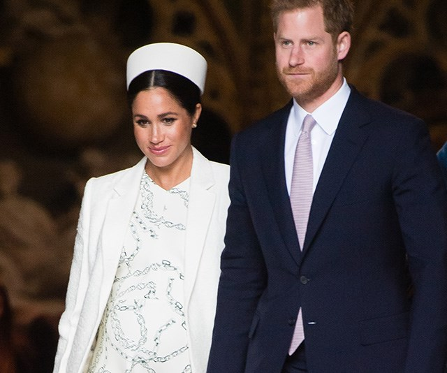 Reports have been rife claiming that Harry and Meghan plan to move to Africa in the near future. *(Image: Getty)*
