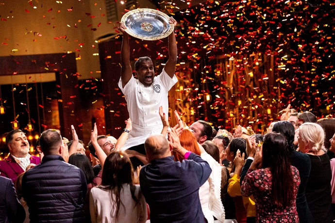 Who will be the next MasterChef Australia winner? (Image: Network 10).
