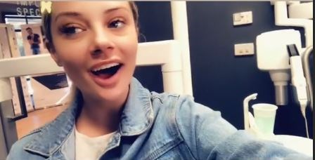 Jessika took to her Instagram stories to reveal the shock news. *(Image: Instagram / @Jessika_power)*