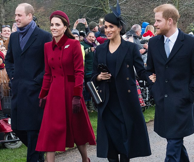 """Reliable sources have told me that the relationship has gone through really challenging times since Harry and Meghan started dating,"" Nicholl explains. *(Image: Getty)*"