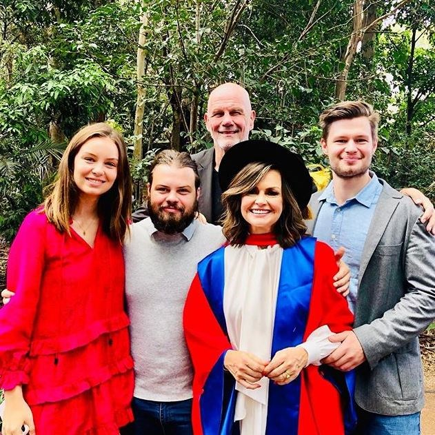 Lisa took to Instagram to share the exciting news with her fans. *(Image: Instagram / @lisa_wilkinson)*