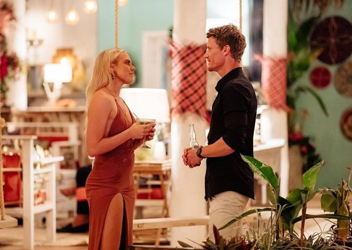 After an incident on the US series of *Bachelor in Paradise*, the Aussie franchise is making sure the same mistakes aren't repeated. *(Image: Channel 10)*