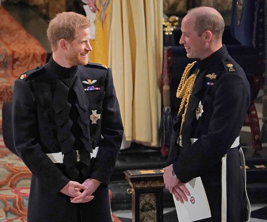 While last year Prince Harry took the top spot as the most popular royal, his older brother and future King has taken the crown from him this year, as the most popular royal of the family. *(Image: Getty)*