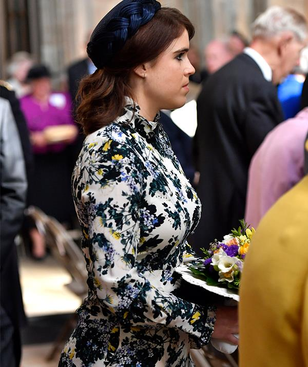 Something to tell us, Eugenie? *(Image: Getty)*