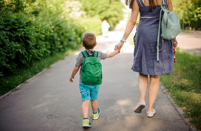 Many single mothers across the country are being withheld child support payments from their ex-partner. *(Image: Getty)*