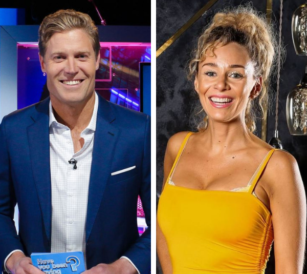 Are Dr Chris Brown and Heidi Latcham dating? *(Source: Instagram / @drchrisbrown and Channel 9)*