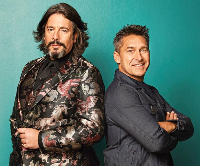 Jamie Durie joins LLB on *House Rules* (Image: Channel Seven).