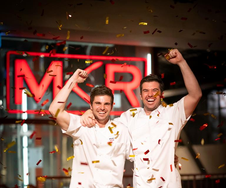 Mkr 2019 Winners Matt And Luke Reveal Plans For Prize Money