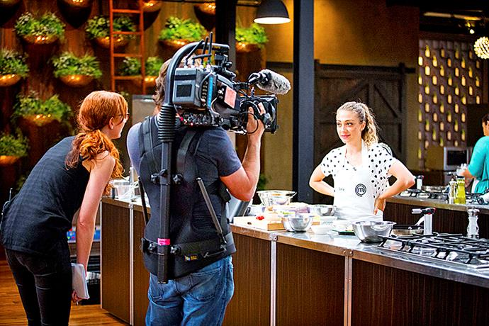 The contestants haven't had a lot of wriggle room for monthly expenses in the past. *(Image: Network Ten)*