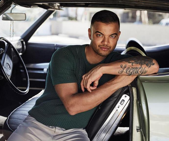 Guy Sebastian was first discovered on Australian Idol over a decade ago. *(Image: Channel Nine)*