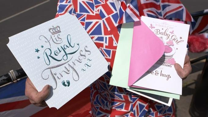 """Terry even has two cards ready to send to the Duke and [Duchess of Sussex:](https://www.nowtolove.com.au/tags/meghan-duchess-of-sussex
