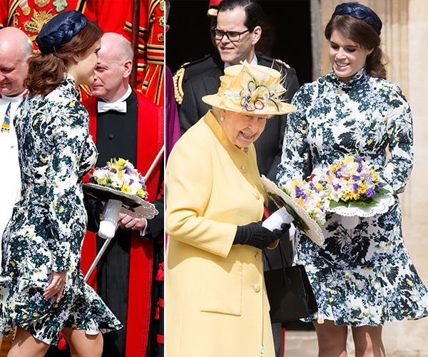 Is that a baby bump we spy your highness? *(Images: Getty Images)*