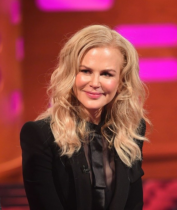 Nicole Kidman has an exciting new role to celebrate. *(Image: PA)*