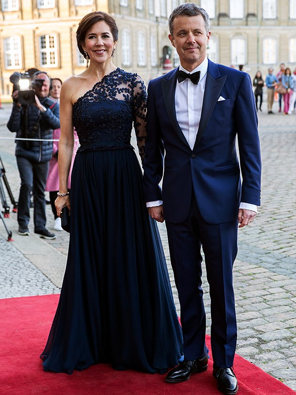 """**Crown Princess Mary of Denmark** <br><br> Let's not forget our favourite Aussie-turned international royal - the one and only Crown Princess Mary *knows* how to nail the style stakes, and that's [exactly what she did](https://www.nowtolove.com.au/royals/international-royals/crown-princess-mary-princess-benedikte-birthday-55357