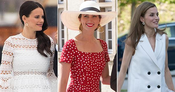 These unsung royals are the ultimate fashion icons | OK! Magazine