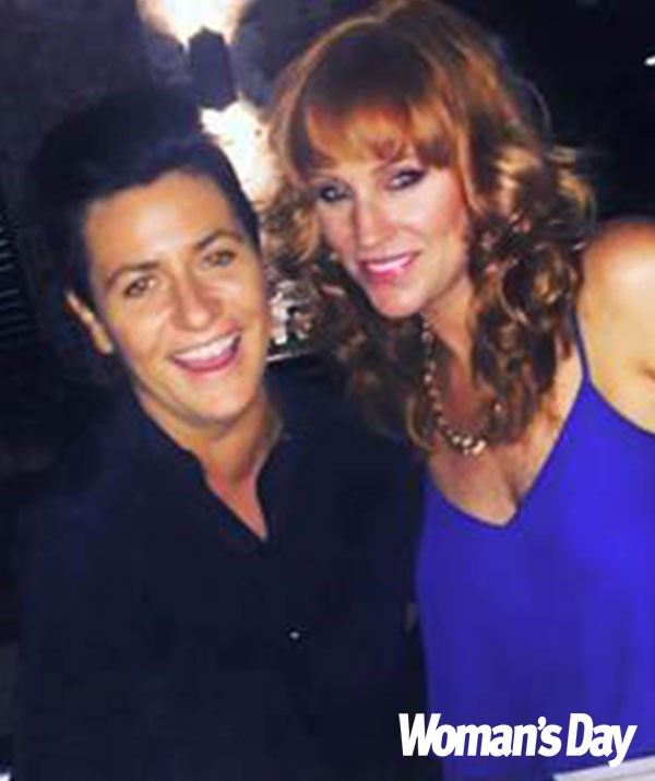 Former flame: Renee was even invited to Jules and Cam's engagement party. *(Image: Exclusive/supplied)*
