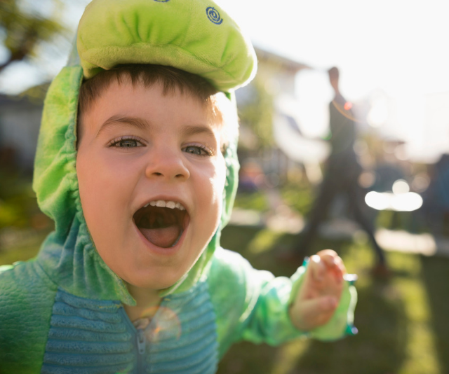 The toddler years can be a whole new world of imagination!  *(Image: Getty)*