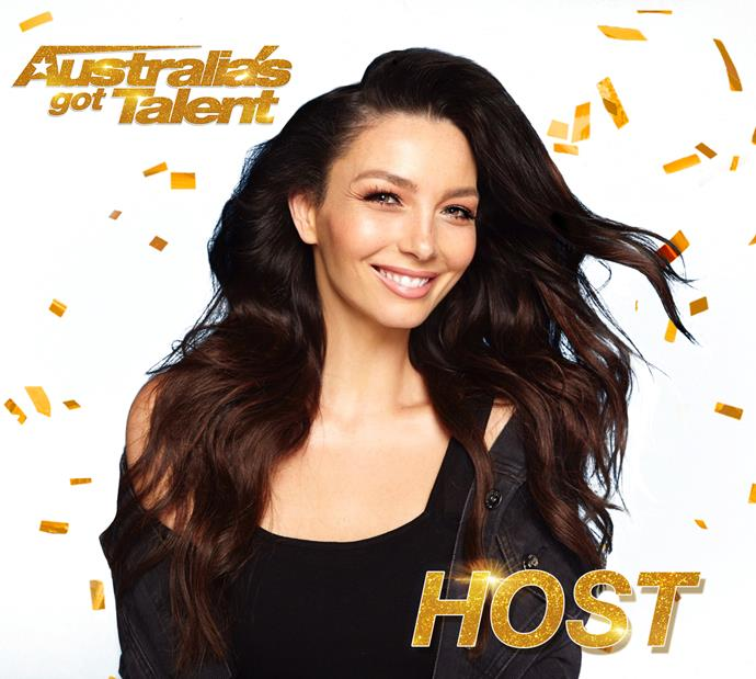 Ricki-Lee is set to host the new *AGT* (Image: Channel Seven).