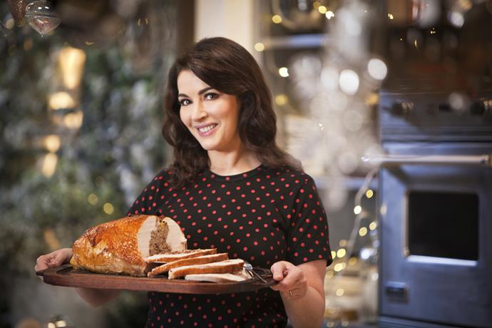 """I don't think I could cope with the pressure,"" Nigella admits."