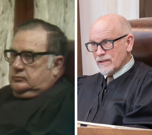 """**JOHN EDWARD COWART and JOHN MALKOVICH** <br><br> Judge Edward Cowart was the judge who presided over Bundy's murder trial and was the one who imposed death by electric chair. <br><br> While his sentence was brutal, Cowart is most famous for his sympathetic nature towards Bundy, saying that he was """"a waste of humanity"""". <br><br> Without Judge Cowart, the title of the film would not exist as he was the one to utter the following: <br><br> """"The court finds that both of these killings were indeed heinous, atrocious and cruel. And that they were extremely wicked, shockingly evil, vile and the product of a design to inflict a high degree of pain and utter indifference to human life."""" <br><br> **WATCH NEXT: Judge John Edward Cowart imposes sentence on Ted Bundy**"""