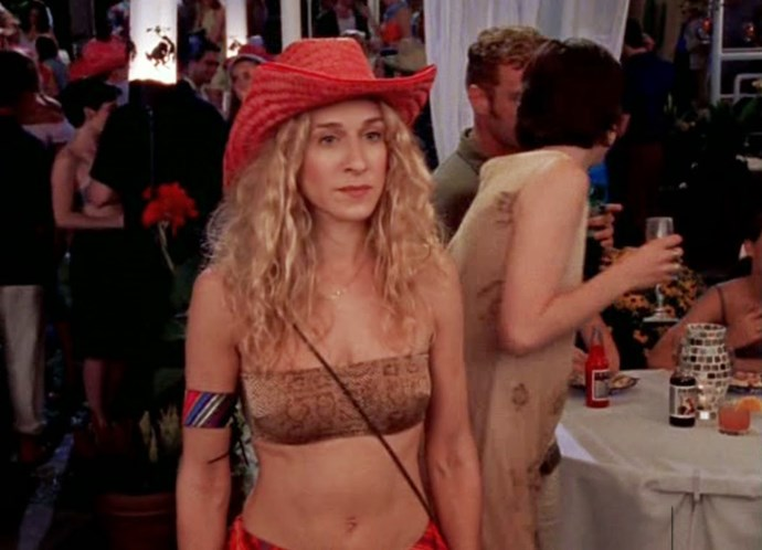 And who could forget this iconic *Sex and the City* moment? *(Image: HBO)*