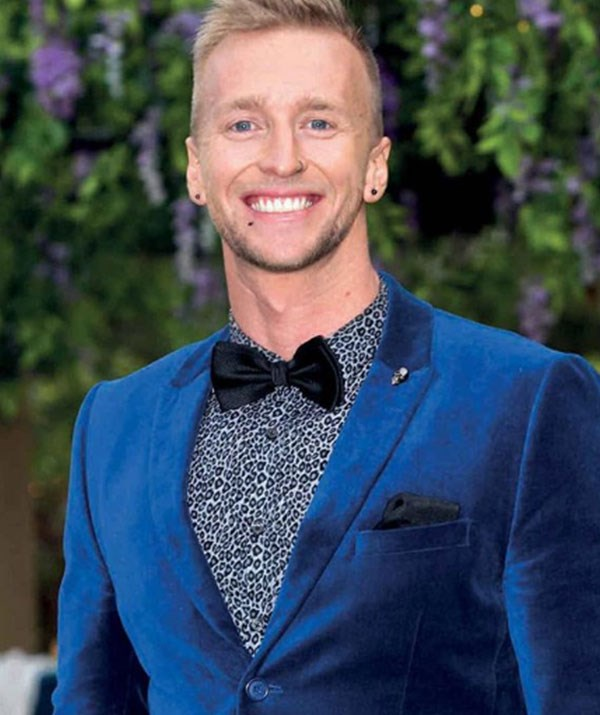 Remember him? Ben will appear in *The Super Switch* but previously vied for Georgia Love's heart in *The Bachelorette*. *(Image: Network Ten)*