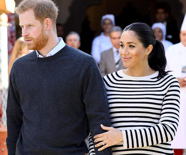 Buckingham Palace has not confirmed where Duchess Meghan gave birth. *(Image: Getty Images)*