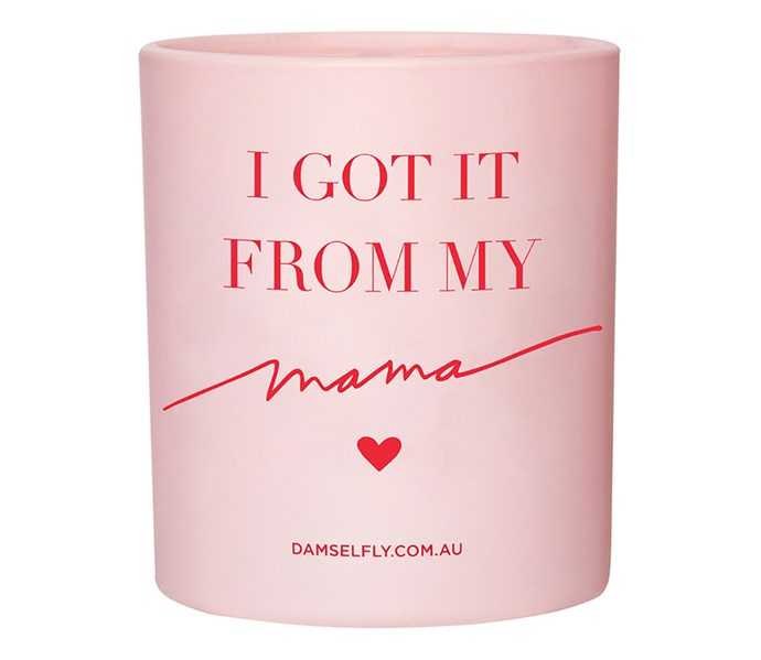 It looks sweet and it smells sweet too – just like Mum. *Image: Myer*