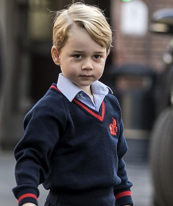 An Archie by any other name? Prince George reportedly goes by the nickname Archie. *(Image: Getty)*