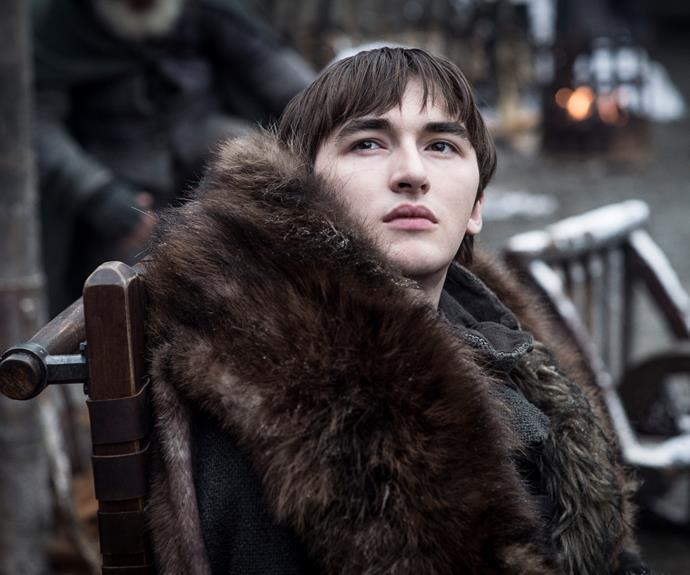 **Bran Stark, Keeper of Knowledge**  Being pushed from a tower should have been the end for 10-year-old Bran (Isaac Hempstead Wright). But somehow, he made it past The Wall, learned to warg, became The Three-Eyed Raven, and now holds all of mankind's knowledge, and stares down mere mortals, and even The Night King, with a glance. There was no way of seeing from season one how pivotal Bran would be by season eight. But surely Bran saw it.