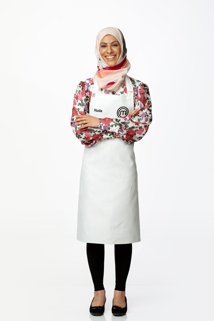 **Huda Al Sultan, 34, Dietician, SA** <br><br> Huda says the move from Saudi Arabia to Australia was an eye-opening experience in the kitchen, and she enjoys wandering supermarket aisles and local farmers markets, experimenting with the different produce on offer.