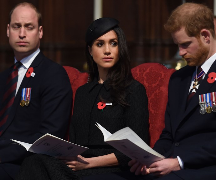 """William reportedly wanted Harry to take things """"slowly"""" with Meghan, which did not go down well at all! *(Image: Getty)*"""