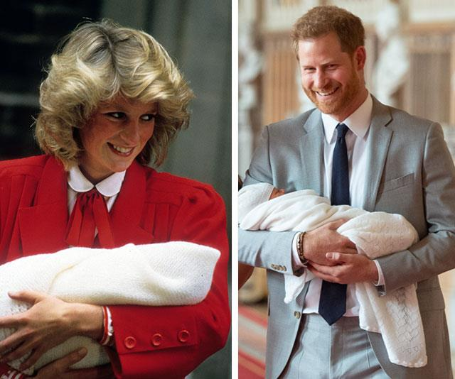Diana was determined to give her sons a sense of normalcy. *(Images: Getty)*