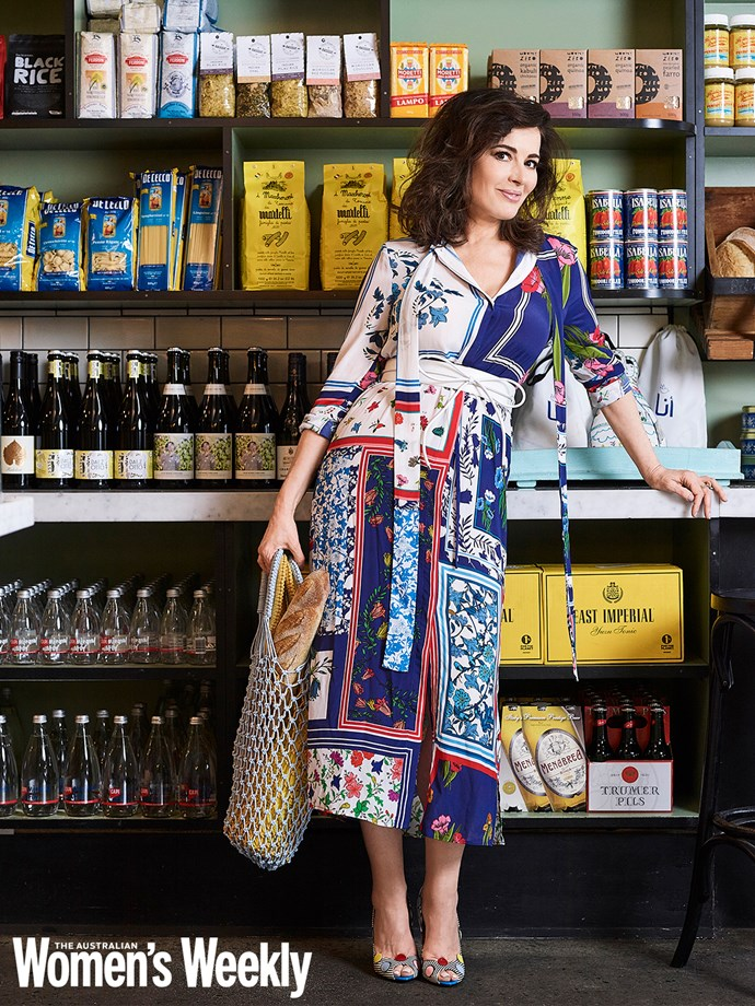 The gorgeous cook is returning to *MasterChef* Australia as a guest judge. *(Image: Corrie Bond. Styling by Mattie Cronan)*