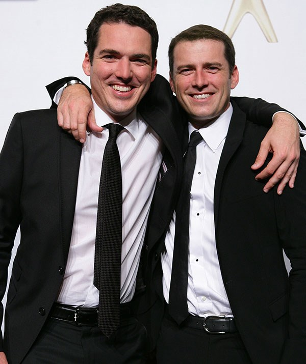 Karl and Pete used to lean on each other for support, but the tide has turned. *(Image: Getty Images)*