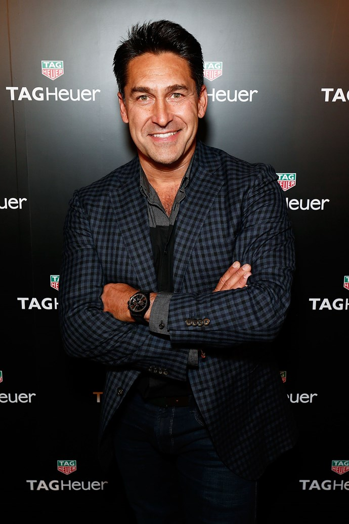 Jamie Durie revealed he likes to eat breakfast in the nude and we're not mad about it. *(Source: Getty)*