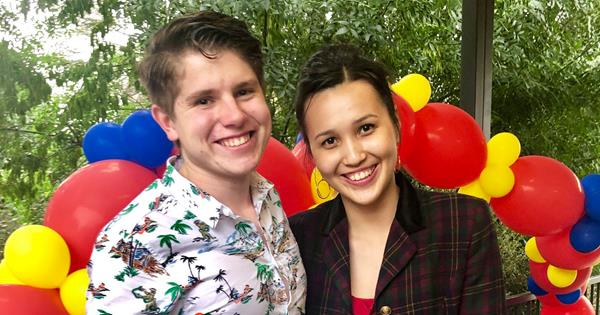 7c99e392d5 LEGO Masters Miller and Kaitlyn confirm relationship | TV WEEK