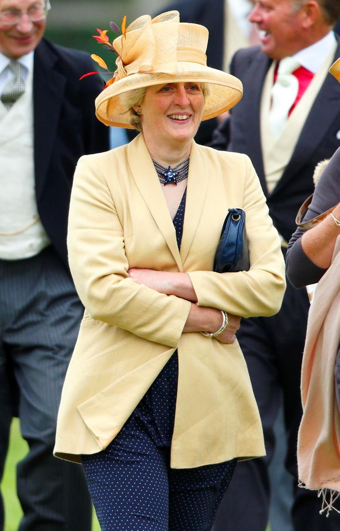 Jane has a striking resemblance to her late sister Diana. *(Image: Getty)*