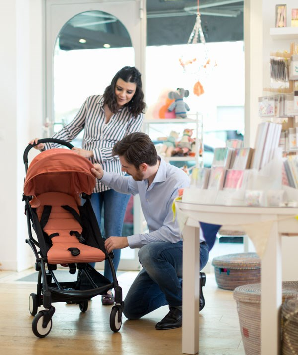 When buying for baby, stick to your budget and shop around. *(Image: Getty Images)*