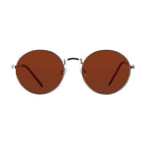 """And like they were born for the runway, these $5 sunnies from Kmart make a style statement. Buy them [here](https://www.kmart.com.au/product/round-metal-frame-sunglasses/2109806 target=""""_blank"""" rel=""""nofollow""""). *(Image: Kmart)*"""